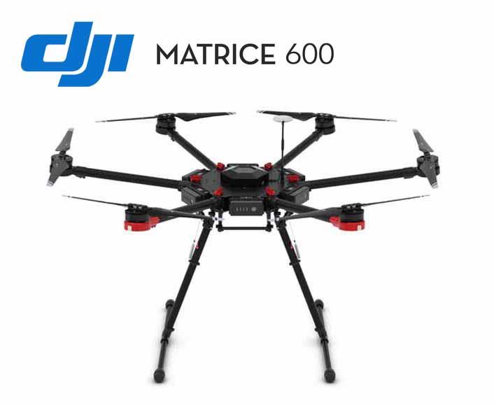 Matrice 600