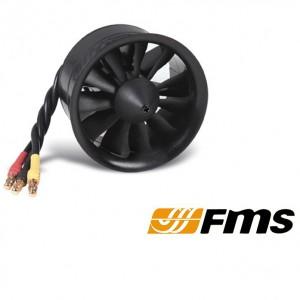 داکتد فن FMS 80mm 12 Blades EDF