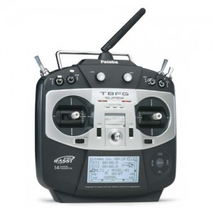 رادیو کنترل futaba T8FG