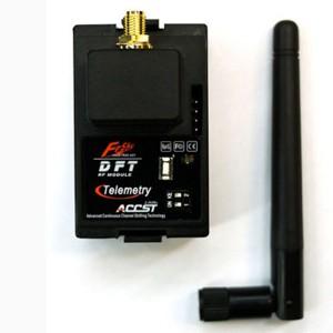 سیستم رادیویی DFT  برند Frsky