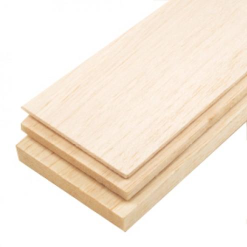 چوب بالسا 1000×100×2