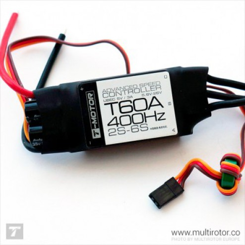 اسپید کنترل 60 آمپر مدل T60A