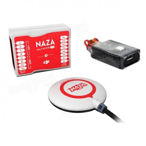 فلایت کنترل مولتی روتور NAZA DJI LITE