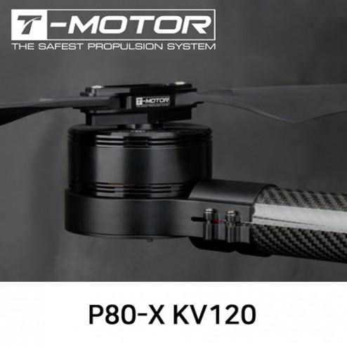 موتور براشلس T-motor P80x KV120