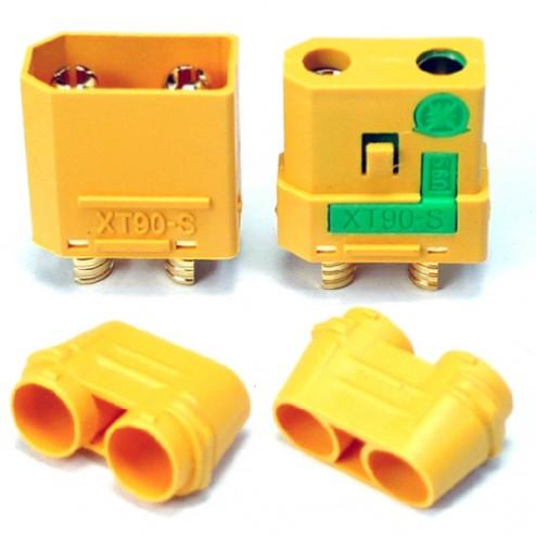کانکتور باتری XT90-S ضد جرقه