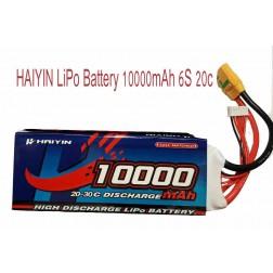 باتری لیتیوم پلیمر 10000.6S.20