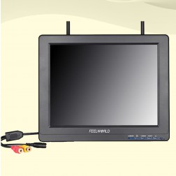 مانیتور 1080P Feelworld FPV-121DT 12inch با Dual 5.8G 32CH