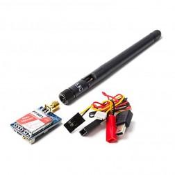 ارسال تصویر FT48X 5.8GHz 0.25/25/200/600mW با قابلیت تنظیم FPV Raceband 48 کاناله VTX