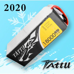 باتری Tattu Plus 2.0 18000mAh 22.2V 15C 6S1P