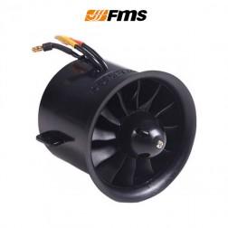 داکتد فن FMS 70mm 12 Blades EDF