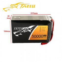 باتری 30000mAh 25C 22.2v 6S1P