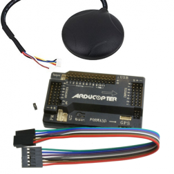 فلایت کنترل  APM 2.8 همراه با Neo-6M GPS Module