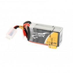 باتری لیتیوم پلیمر TATTU 1550mAh 11.1V 45C