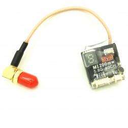 ارسال تصویر اورجینال  DYS MI 200 5.8g 40ch