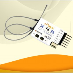 گیرنده دارای تلمتری X4R-SB