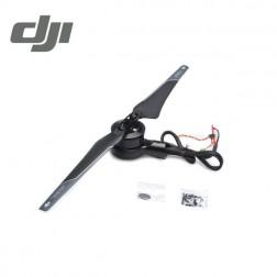 DJI E2000pro 6010 موتور براشلس+اسپیدکنترل+ملخ+پایه موتور