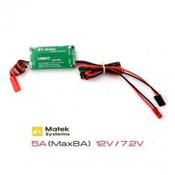 رگلاتور Matek U5A12 BEC 2-6S