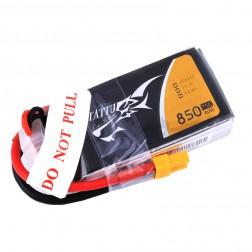 باتری 850mAh 75C 11.1v 3S1P