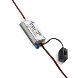 رگلاتور HobbyWing UBEC 5A 3-10s High Voltage