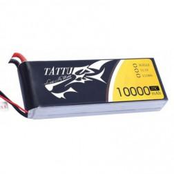 باتري 11.1ولت 10000 ميلي آمپر Tattu 25C