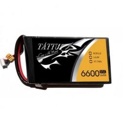 باتری tattu 6600mAh 35c 4S2P