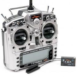 راديو كنترل 16 كانال FRSKY TARANIS X9D با کیس پلاستیکی