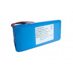 باتری لیتیوم پلیمر رادیوکنترل فانتوم 6000mAh 7.4V 2S1P 44.4Wh