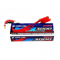 باتری لیتیوم پلیمر 3000mAh 45C 14.8v 4S1P