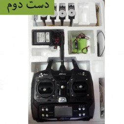 رادیوکنترل  Optic 6 Sport - 6 Channel 2.4GHz Aircraft Computer Radio