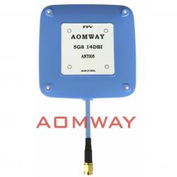 آنتن فلت 14DBI 5.8G محصول AOMWAY