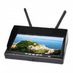 """نمایشگر دیجیتال 7 اینچ مدل RX-LCD5802 5.8GHz 7"""" LCD"""