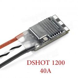 اسپید کنترل HOBBYWING XROTOR MICRO 40A DSHOT 1200