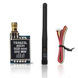 ارسال تصویر TS5823 40CH 5.8G 200MW