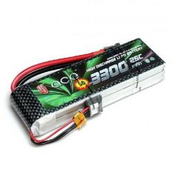 باتری Ace 3300mAh 25C 11.1V 3S1P