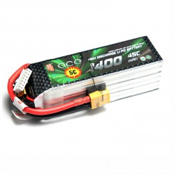 باتری Ace 1400mAh 45C 22.2V 6S1P