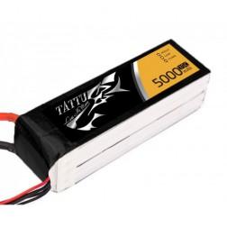باتری 4s 14.8v 5000mAh 35C