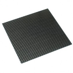 صفحه کربن خالص 500x500x2.5 میلی متری