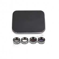 فیلتر های لنز MCUV, CPL, ND4, ND8 برای MAVIC AIR