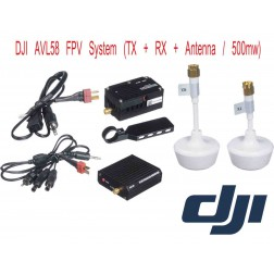 انتقال تصویر  DJI AVL58 5.8 GHz Video Link Kit