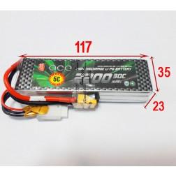 باتری Ace 2200mAh 30C 11.1V 3S1P