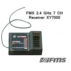 گیرنده FMS 2.4 GHz 7 CH Receiver XY7000