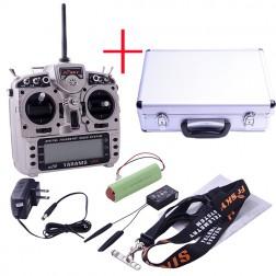 راديو كنترل 16 كانال FRSKY TARANIS X9D Plus