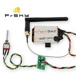 فرستنده رادیویی FRSKY DHT 8CH