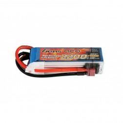 باتری لیتیوم پلیمر 2200mAh 40C 11.1V 3S1P