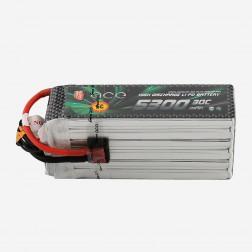 باتری Tattu 5300mAh 30C 22.2V 6S1P