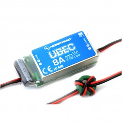 رگلاتور HobbyWing UBEC 8A 2-5s High Voltage