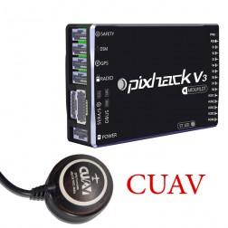 فلایت کنترل pixhack V3 + Gps M8N CUAV