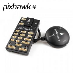 فلایت کنترلHolybro Pixhawk 4 همراه با Neo-M8N GPS و PM07 Combo
