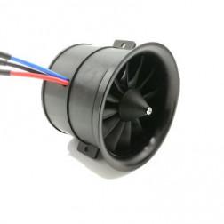 داکتد فن QX - MOTOR 90mm 6-blade EDF Ducted Fan بدون موتور