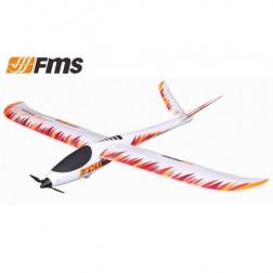 هواپیما الکتریکی 800MM Vtail PNP